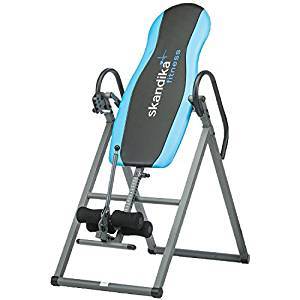 ISE Table d/'Inversion Musculation Planche d/'inversion Pliable//Gravity Trainer av